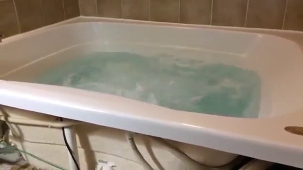HOW TO start a jacuzzi when the push button STOPS working/loses it\'s ...
