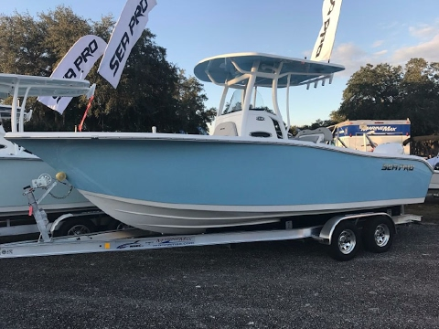 2017 Sea Pro 239 Center Console Boat For Sale At Marinemax