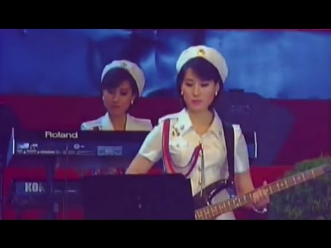 "Moranbong Band: Medley ""You are Mother"""
