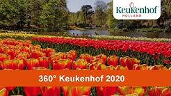 360° Keukenhof 2020 5K 🌷 - Keukenhof Virtually Open