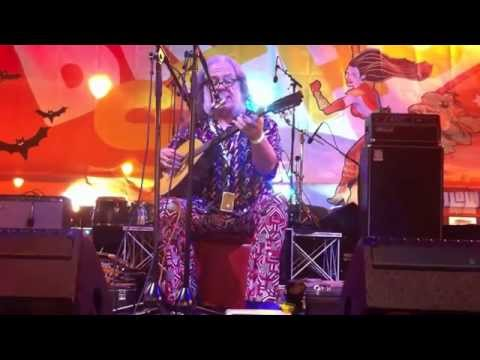 David Lindley - Ain't No Way (Honolulu 10/25/14)