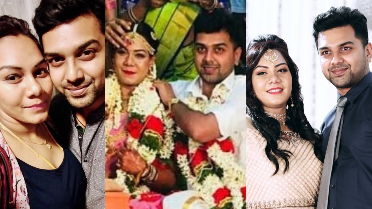 Download Chithi 2 Nandan photos with wife Anitha | Kavin