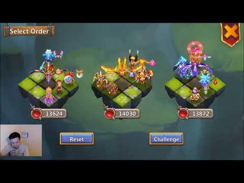 DRACAX Still LBF Worthy XD Castle Clash