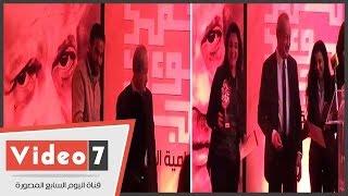 بالفيديو.. أحمد النجار يحصد المركز الأول بجائزة أحمد فؤاد نجم فى دورتها الثانية