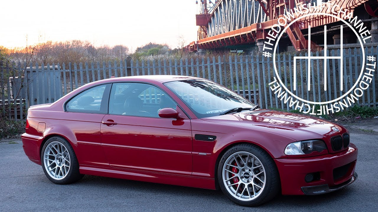 NEW E46 M3 PARTS- coilovers, csl airbox