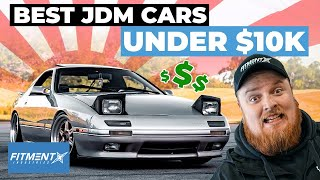 Best JDM Cars for Under 10K
