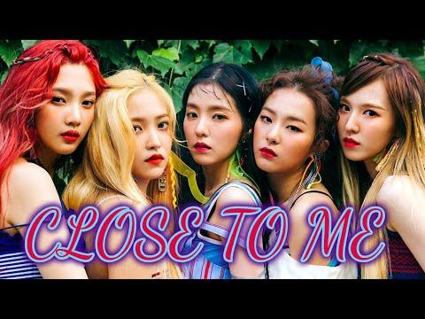 Red Velvet - Close To Me Ft Ellie Goulding & Diplo Remix