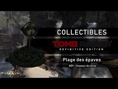 Tomb Raider : Definitive Edition - Plage Des épaves - Défi - Chasseur De Cairns