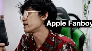 Gambar cover Tipe-tipe Apple Fanboy Indonesia