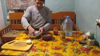 Солёные грибочки с луком