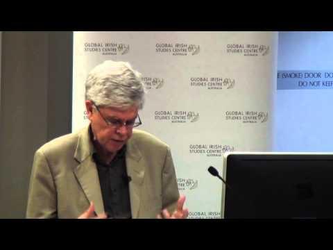 Professor Derek Attridge: Beckett's Singularity: Reading the Trilogy Today