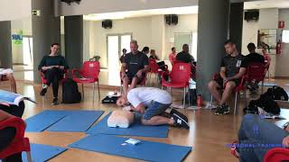 CPR & First Aid Certificate - Master PT Diploma Course