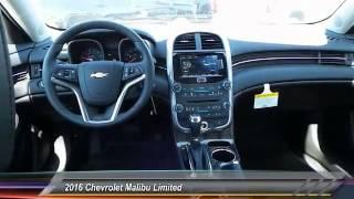 2016 Chevrolet Malibu Limited Odessa TX GF113614