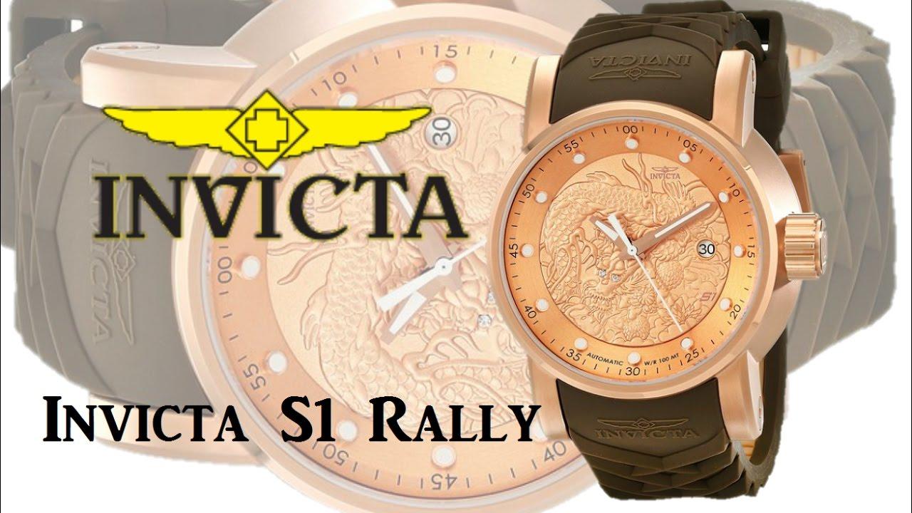 1448dcbe1f5 Invicta S1 Rally Dragon - YouTube