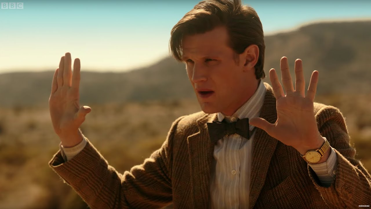 The Cowboy Doctor - A Town Called Mercy - Doctor Who - BBC - YouTube