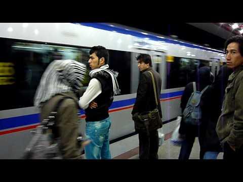 IRAN TEHRAN Metro(03.DEC.2009)