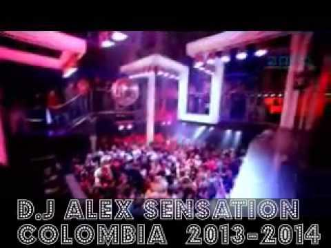 RUMBA ANTRO MIX 2013-2014 D.J ALEX SENSATION COLOMBIA