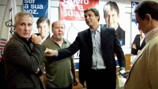 Apresentação de Campanha de Lindberg, candidato ao senado do Rio de...