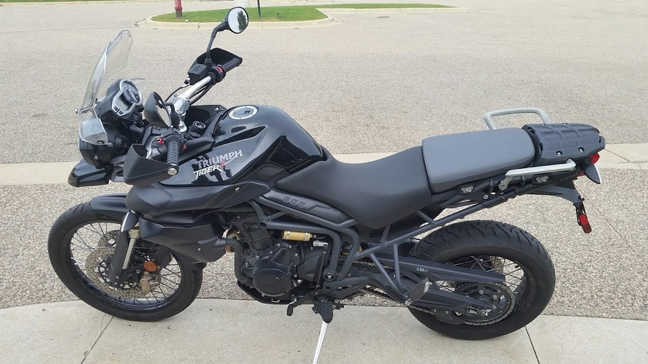 2012 Triumph Tiger 800 Xc Used Motorcycle For Sale Lakeville Mn