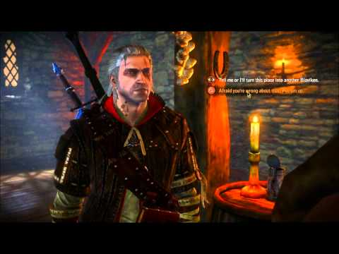 Let's Play The Witcher 2 - Part 38: Settling the Score