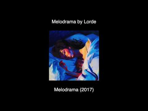 Lorde - Sober II (Melodrama) (Live) [OFFICIAL LYRIC VIDEO]
