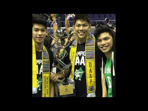 UAAP Season 79 Men's Basketball Champion Dela Salle Green Archers December 7 2016 #UAAPSeason79 - 동영상
