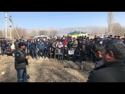 Таджикистан—Кыргызстан: переговоры на фоне конфликта | АЗИЯ