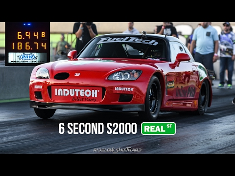 6 Second S2000 - Real Street Performance