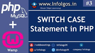 PHP - Switch Statement - Tutoiral 3