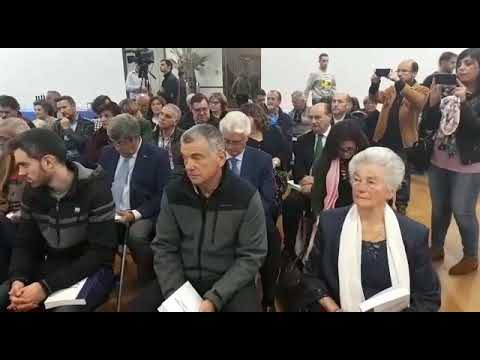 La Cope presentó el libro de sus 50 años en Lugo