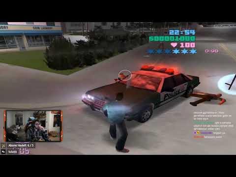 Videoyun - GTA VICE CİTY 8 DK'DA BİTİREN ADAMI İZLİYOR Speedrun