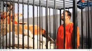 Мир возмущён зверской казнью иорданского лётчика (06.02.15)
