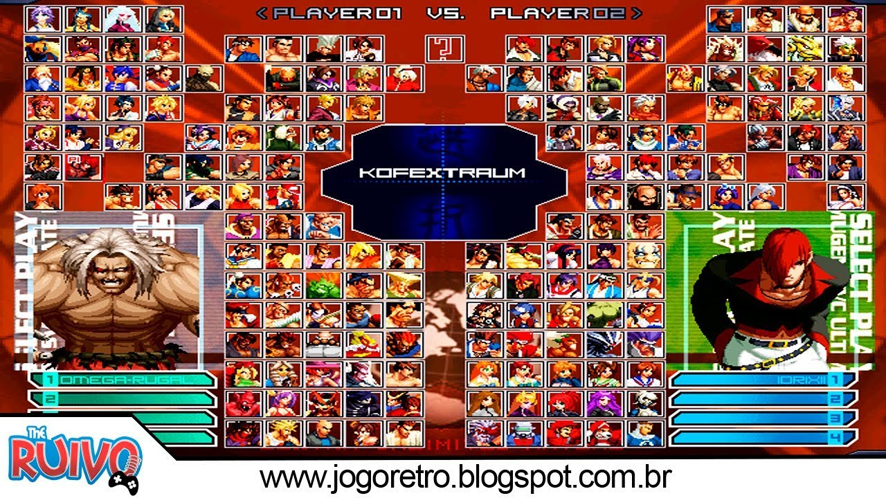 The King Of Fighters 2005 Game Free Download