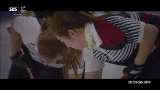 SBS  여자 컬링 결승전 예고 (2/25 일 방송)
