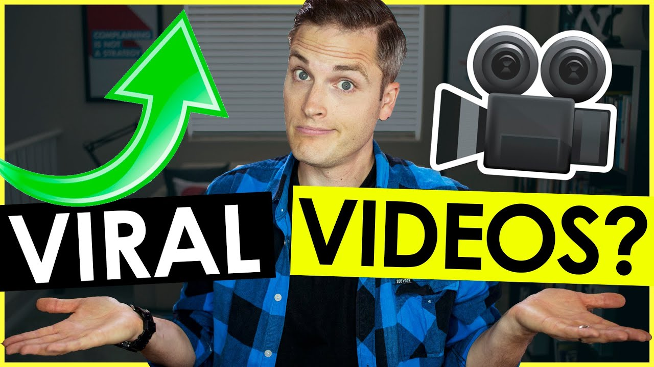 Image of: Old How To Make Viral Videos And What To Make Your First Youtube Video About Youtube How To Make Viral Videos And What To Make Your First Youtube Video