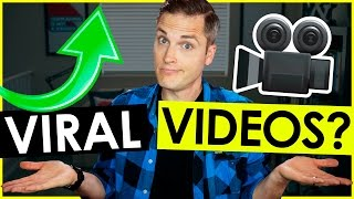 How to Make Viral Videos and What to Make Your First YouTube Video About