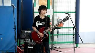 Mr. Crowley solo - Yuto Miyazawa@ Hong Kong Academ