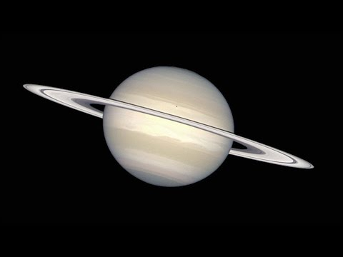 WHAT? NASA SCIENTISTS CLAIMS UFOS ARE ORBITING SATURN'S RINGS