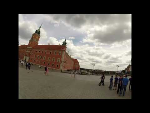 Warsaw exchange trip