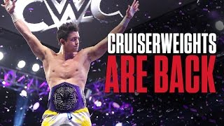 T.J. Perkins is your new WWE Cruiserweight Champion! - What you need to know...