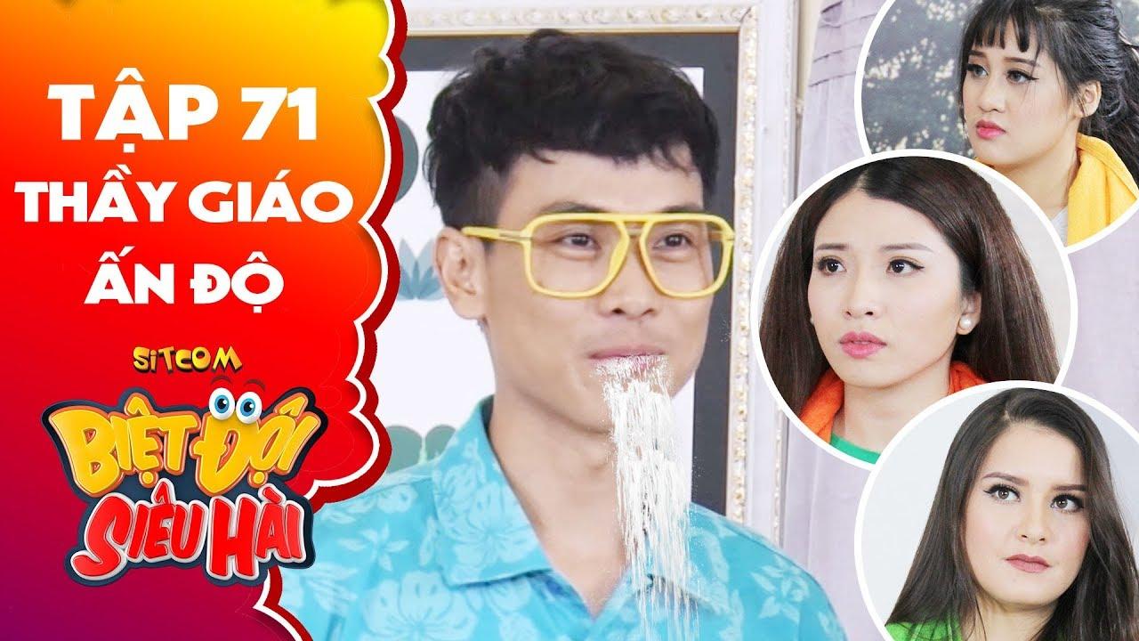 Biệt đội siêu hài   tập 71 -Tiểu phẩm: