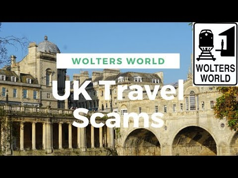 Tourist Scams In The UK