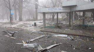 Жесть! Обстрел! Паника в Донецке. Breaking Donetsk Now - Scary Украина!