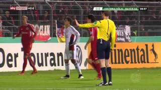 Viktoria Köln v Bayer 04 Leverkusen - DFB Pokal 2nd round 2015/16