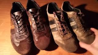 Обзор кроссовок-ботинок от Bikkembergs (Made in Italy)