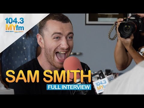 Sam Smith Talks New Music, Being Single & Romantic Comedies