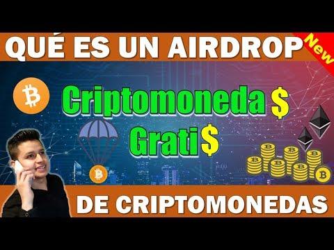 maneira legítima de ganhar dinheiro on-line 2021 que es un airdrop criptomonedas