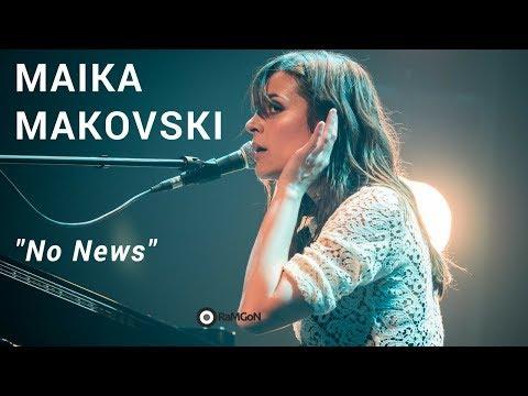 No News - Maika Makovski en Teatro Circo de Murcia