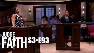 Judge Faith - Church Parking Lot Foolishness; Money Between Friends (Season 3: Episode #93)