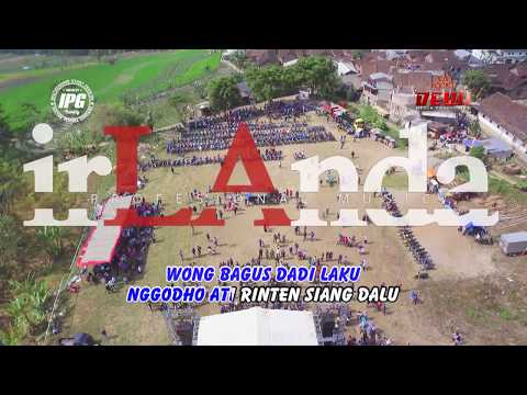 LEWUNG   All Artis IRLANDA IPG FAMILY 2017